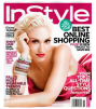 Gwen Stefani Covers InStyle Magazine