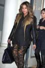 Hot Shots: Beyoncé Shops inSoHo