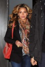 Hot Shots: A Very Pregnant Beyoncé Spotted in Manhattan