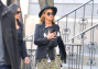 Hot Shots: Beyoncé, Baby Blue & Mama Tina Stroll Through NYC
