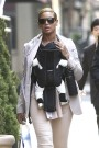 Hot Shots: Beyoncé & Blue Ivy on the move in NYC