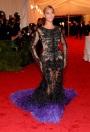 Hot Shots: Beyoncé turns heads at MET Gala2012