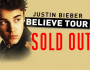 Justin Bieber Sells Out Madison Square Garden Shows in 30 Seconds; U.S. Tour in 1Hour